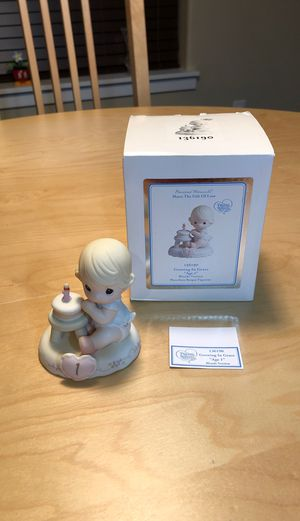 Precious Moments - Growing in Grace AGE 1 BLONDE for Sale in Beaverton, OR