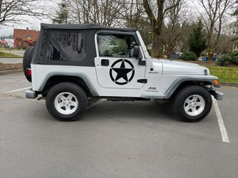 2006 Jeep Wrangler for Sale in Kent,  WA