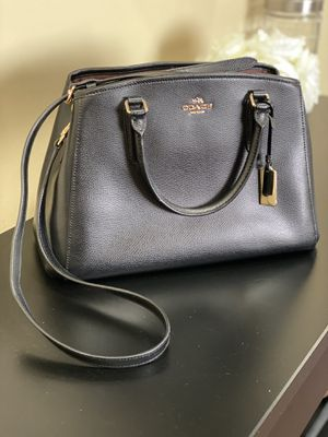 Authentic Coach Margot carryall bag with wallet. Coach bag for Sale in Chicago, IL