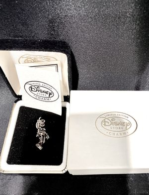 """Sterling Silver """"Pinocchio"""" Disney Charm for Sale in Las Vegas, NV"""