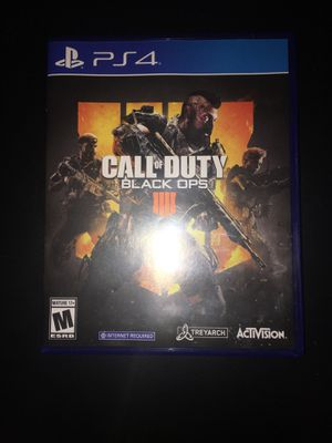 Call duty 4 for Sale in Kennesaw, GA