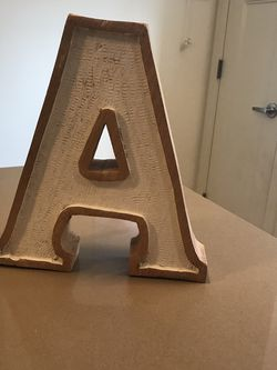 Decorative Letter A for Sale in Beaverton,  OR