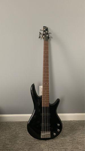 5 sting Ibanez Bass for Sale in Massanutten, VA
