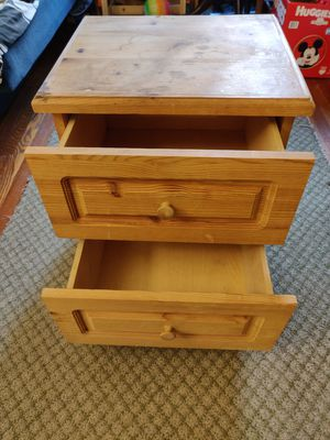 Bedside table for Sale in Queens, NY