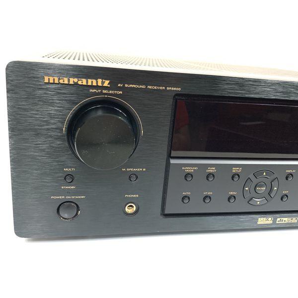 Marantz SR5600 Home Theater Receiver 7.1 Surround Sound Dolby bundle