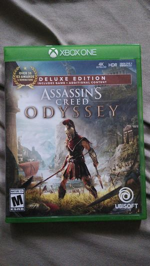 Assassin's Creed Odyssey for Xbox one for Sale in Elk Grove, CA