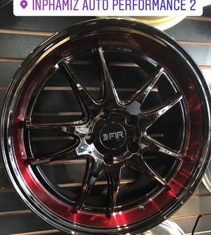 18s F1R Wheels ( No Credit Check Finance Available Only $40 Down ) for Sale in The Bronx, NY