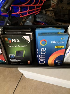 Computer software antivirus spyware new for Sale in Henderson, NV