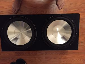 Q power 12s 700 Watts each for Sale in Fort Meade, FL