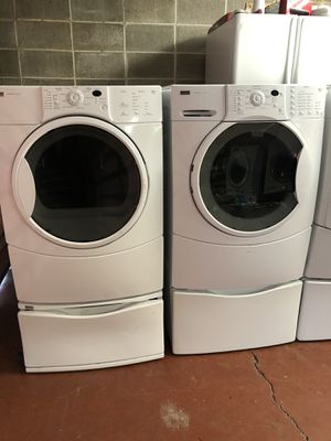 Kenmore elite washer and dryer electric for Sale in Provo, UT