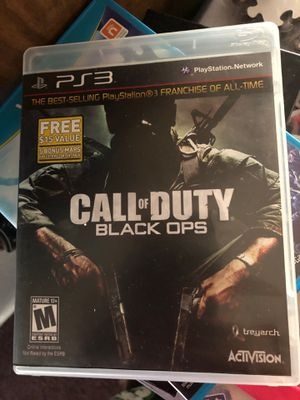 Call of duty Black ops for ps3 for Sale in High Ridge, MO