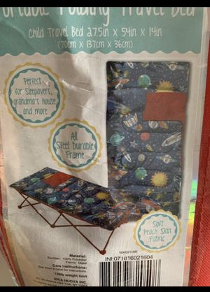 Toddler bed for Sale in Burbank, IL