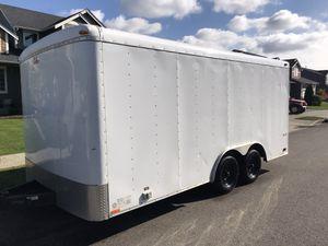 2012 Cargo Mate Blazer 8.5x16 enclosed utility trailer for Sale in Sumner, WA
