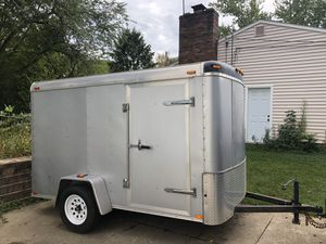 6x10 Enclosed Trailer for Sale in Fairlawn, OH