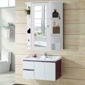 Stylish Cabinet Storage Shelf Wall Mount w/ Mirror Door for Sale in Katy, TX