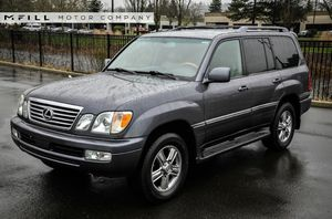 2006 Lexus LX 470 for Sale in Kent, WA