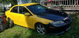 Mazda 6 2003 runs really good nothing wrong with it willing to trade for a SUV or a truck for Sale in Alger, MI