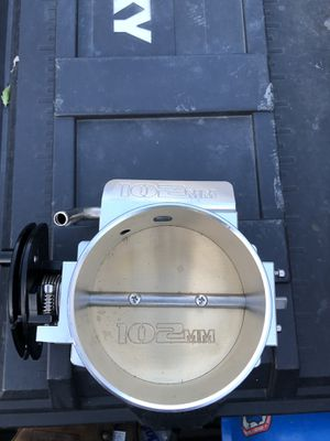 Sbc throttle body for Sale in Mars, PA