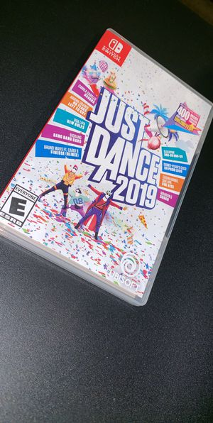 Just Dance Nintendo Switch game for Sale in Glendale, CA