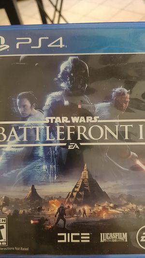 Starwars battlefront 2 for Sale in Hemet, CA