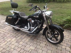 Harley 2014 dyna switchback 17000 miles for Sale in PT CHARLOTTE, FL