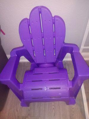 Purple kids chair for Sale in Austin, TX