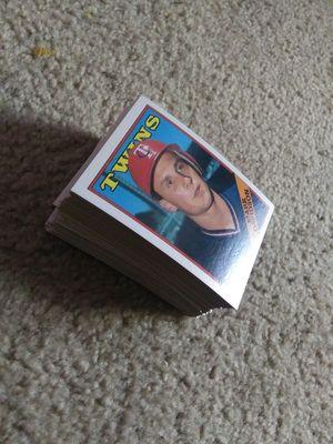1988 topps baseball cards for Sale in Las Vegas, NV