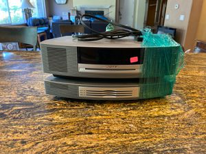 Bose Soundwave with CD for Sale in Winchester, CA