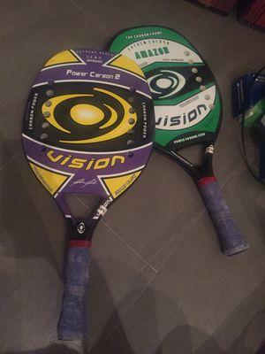 Beach Tennis Rackets for Sale in Key Biscayne, FL