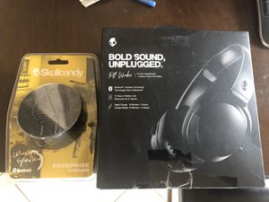 Skullcandy headphones/soundmine for Sale in Fresno, CA
