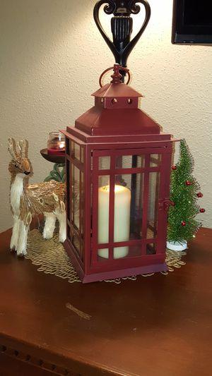 Red Lantern for Sale in San Antonio, TX