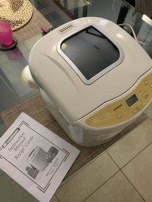 Breadman bread maker for Sale in Miami, FL