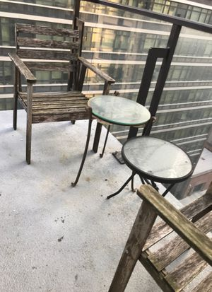 Outdoor furniture for Sale in Queens, NY