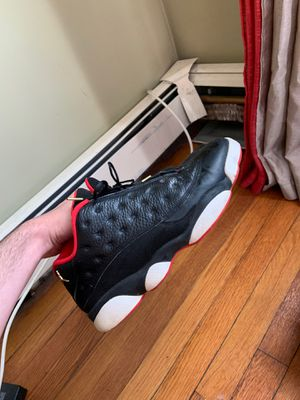 "Air Jordan 13 ""bred"" SIZE 11 for Sale in Milton, MA"