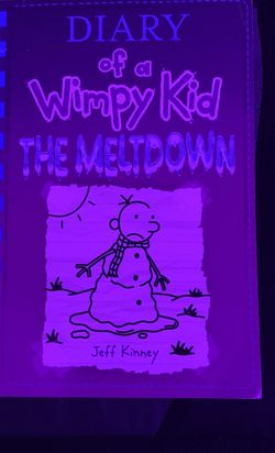 Dairy of a wimpy kid: The meltdown for Sale in Tampa,  FL