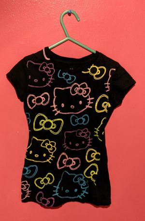 Hello Kitty shirt size 6x for Sale in Fresno, CA