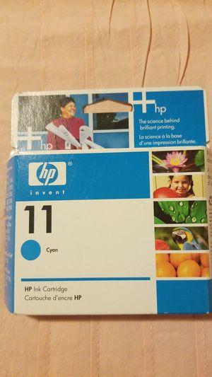 HP 11 cyan for Sale in Brea, CA