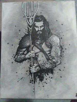 Aquaman Painting! for Sale in Lakeland, FL