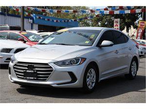 2017 Hyundai Elantra for Sale in Fresno, CA