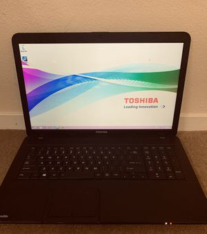 NEW 2019 Toshiba Satellite Laptop for Sale in Fresno, CA