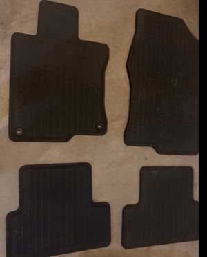 2009-2014 ACURA TSX OEM ALL WEATHER MATS for Sale in Sterling, VA