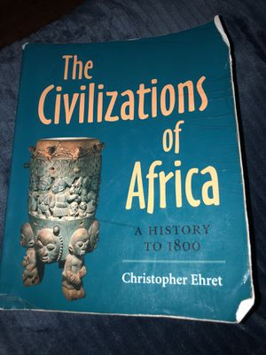 The civilization s of Africa for Sale in Tustin, CA