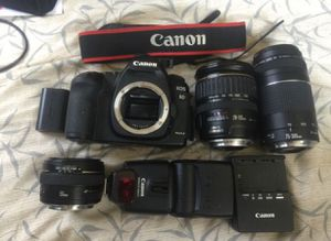 Canon EOS 5d Mark ii camera for Sale in Silver Spring, MD