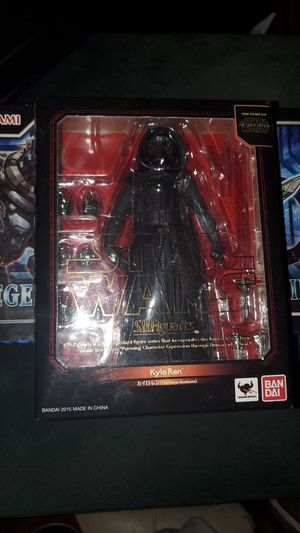S.H. Figuart Kylo Ren for Sale in South Gate, CA
