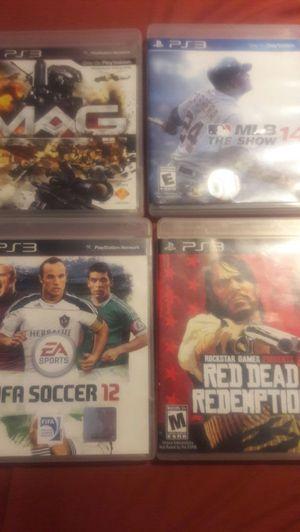 Ps3 games for Sale in Modesto, CA