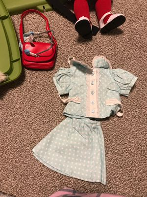 American Girl Doll Clothes- Emily for Sale in Montgomery, AL