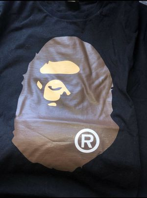 Bape T shirt XL for Sale in Elmsford, NY