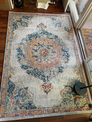 5x7 Area Rug for Sale in West Los Angeles, CA