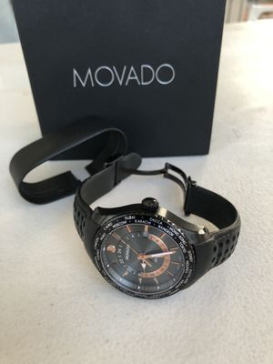Watch movado new first buyer $370 price retail is $1700 for Sale in Las Vegas, NV