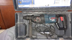 Bosch hammer drill//chipping hammer for Sale in North Miami Beach, FL